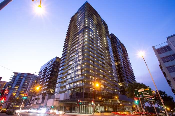 澳洲布里斯本南岸現樓Brisbane One  首期港幣$23萬起 本周末展銷