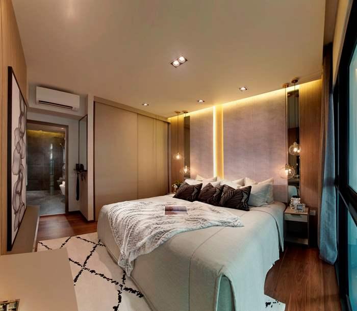新加坡热销新盘One Pearl Bank万宝轩 香港首度发售  每户附连全套装修及配置 入场价港币约$580余万起